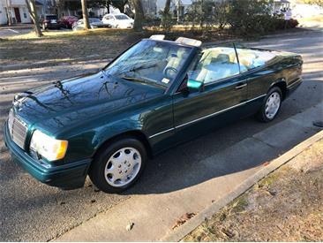 1995 Mercedes-Benz E320 (CC-1440168) for sale in Greensboro, North Carolina
