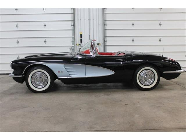 1960 Chevrolet Corvette (CC-1441680) for sale in Fort Wayne, Indiana