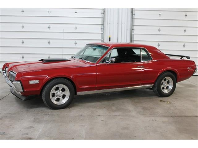 1968 Mercury Cougar XR7 (CC-1441682) for sale in Fort Wayne, Indiana