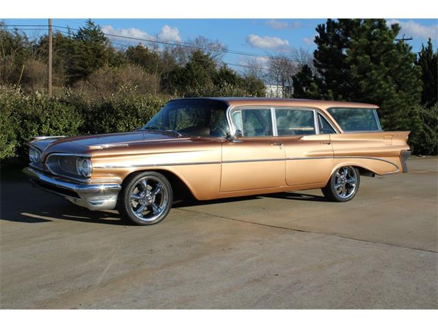 1959 Pontiac Safari (CC-1440169) for sale in Greensboro, North Carolina