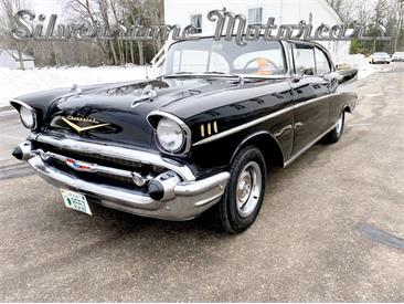 1957 Chevrolet Bel Air (CC-1440170) for sale in North Andover, Massachusetts