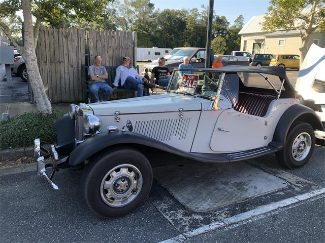 1984 MG TD (CC-1441712) for sale in Tallahassee , Florida