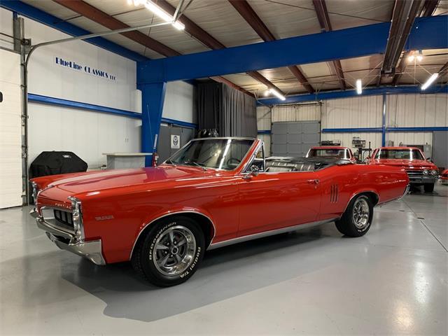 1967 Pontiac LeMans (CC-1441715) for sale in North Royalton, Ohio