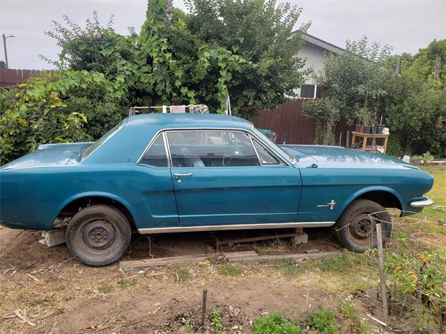 1966 Ford Mustang (CC-1441731) for sale in Arroyo Grande, California
