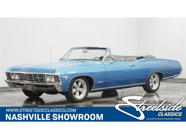 1967 Chevrolet Impala (CC-1441742) for sale in Lavergne, Tennessee