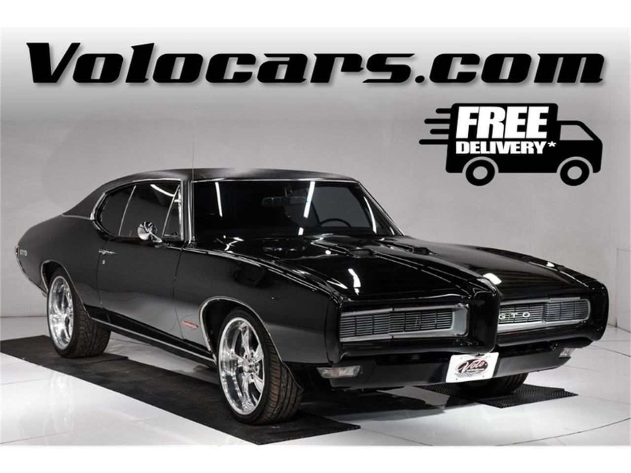 1968 Pontiac GTO (CC-1441750) for sale in Volo, Illinois