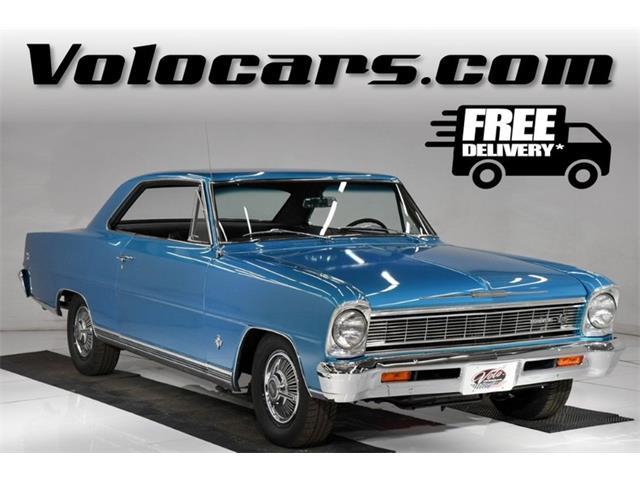 1966 Chevrolet Nova (CC-1441752) for sale in Volo, Illinois
