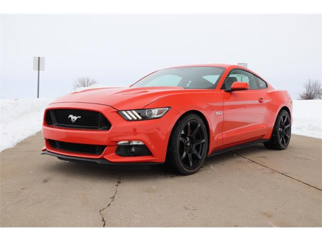 2016 Ford Mustang (CC-1441757) for sale in Clarence, Iowa