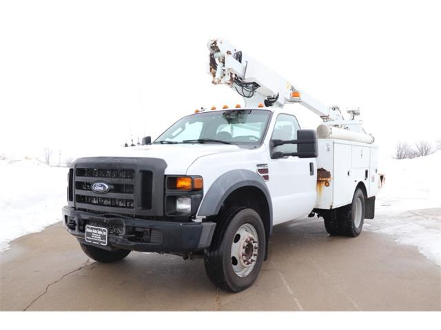 2008 Ford F450 (CC-1441766) for sale in Clarence, Iowa
