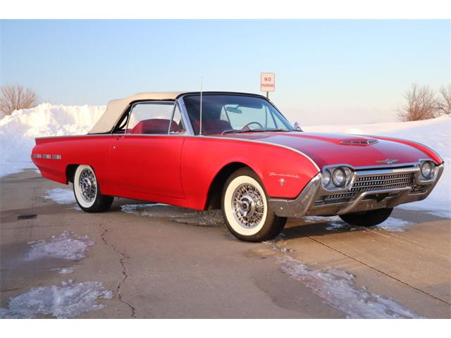 1962 Ford Thunderbird (CC-1441768) for sale in Clarence, Iowa