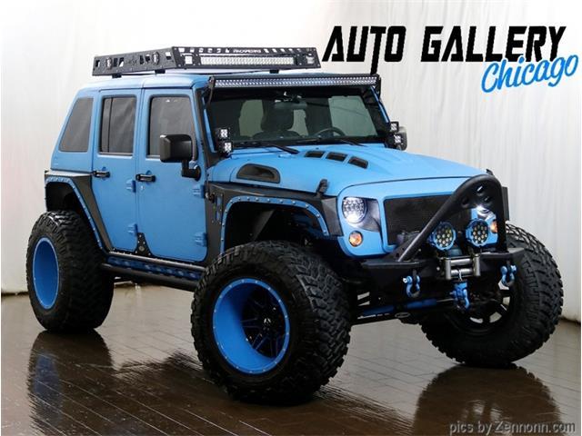 2016 Jeep Wrangler (CC-1441776) for sale in Addison, Illinois