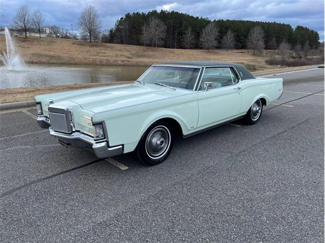 1969 Lincoln Continental (CC-1440178) for sale in Greensboro, North Carolina