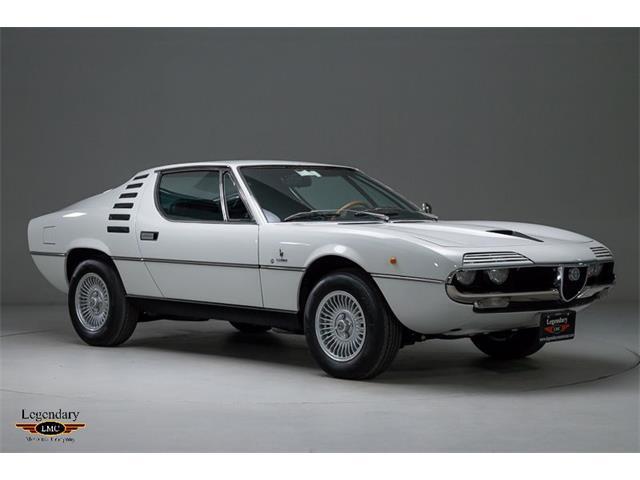 1973 Alfa Romeo Montreal (CC-1441784) for sale in Halton Hills, Ontario