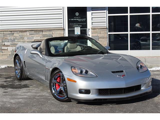 2012 Chevrolet Corvette (CC-1441788) for sale in Clifton Park, New York