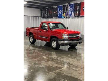 2003 Chevrolet Silverado (CC-1440179) for sale in Greensboro, North Carolina