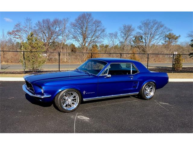 1967 Ford Mustang (CC-1441794) for sale in Wallingford, Connecticut