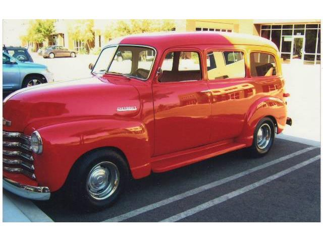 1949 Chevrolet Suburban (CC-1440018) for sale in Palm Springs, California