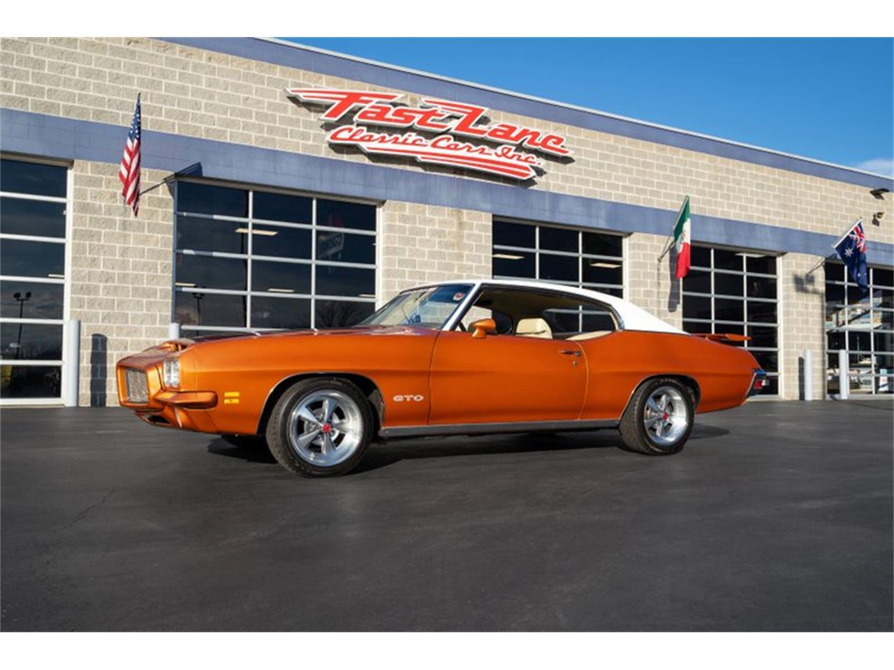 1971 Pontiac GTO (CC-1440180) for sale in St. Charles, Missouri