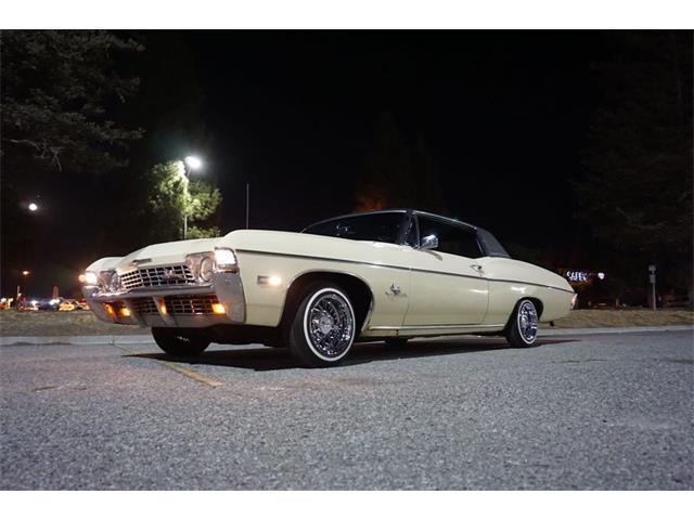1968 Chevrolet Impala (CC-1441803) for sale in San Luis Obispo, California