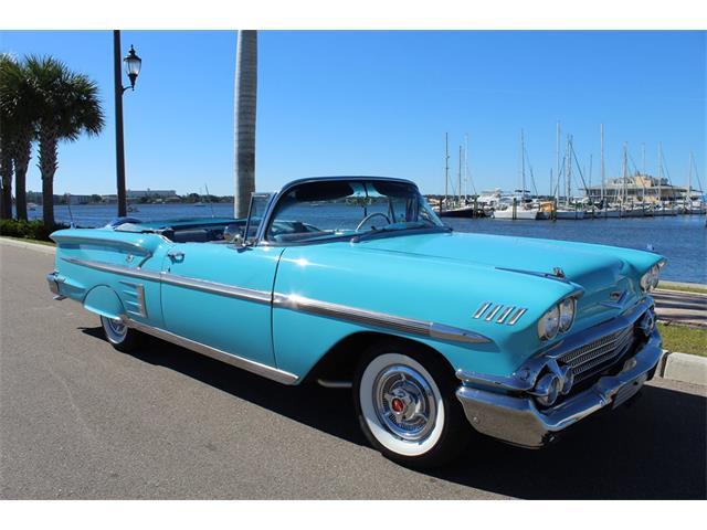 1958 Chevrolet Impala (CC-1441812) for sale in Palmetto, Florida