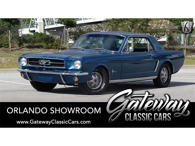 1965 Ford Mustang (CC-1441837) for sale in O'Fallon, Illinois