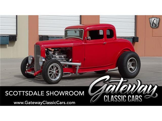 1932 Ford 5-Window Coupe (CC-1441840) for sale in O'Fallon, Illinois