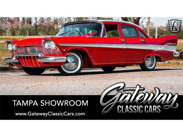 1957 Plymouth Belvedere (CC-1441857) for sale in O'Fallon, Illinois