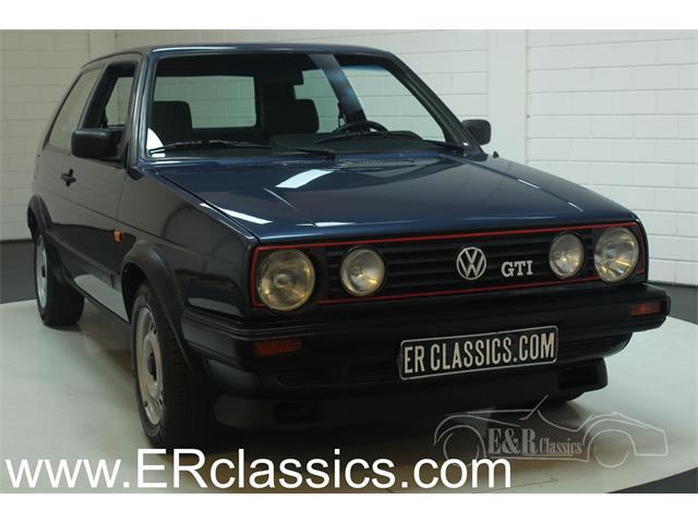 1988 Volkswagen Golf (CC-1441858) for sale in Waalwijk, [nl] Pays-Bas
