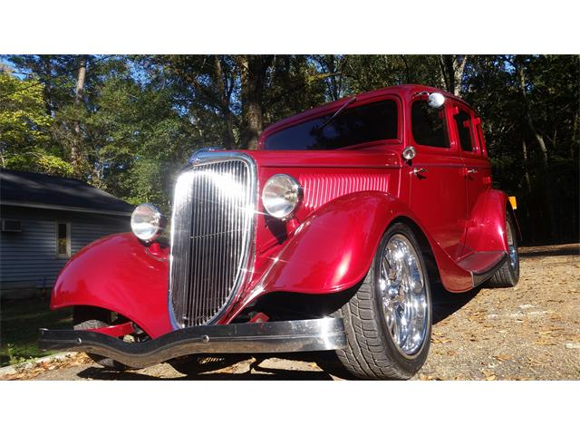 1934 Ford Sedan (CC-1441870) for sale in Jackson, Mississippi