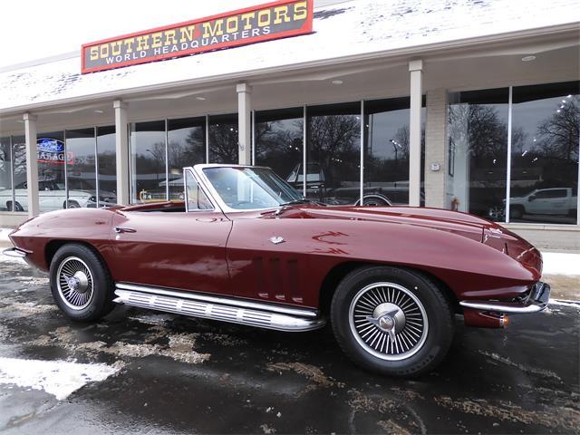 1965 Chevrolet Corvette (CC-1441874) for sale in Clarkston, Michigan