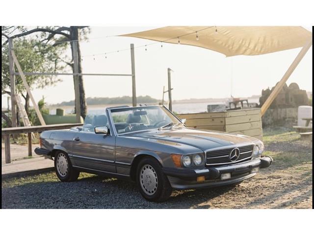 1987 Mercedes-Benz 560SL (CC-1441877) for sale in North Miami Beach, Florida