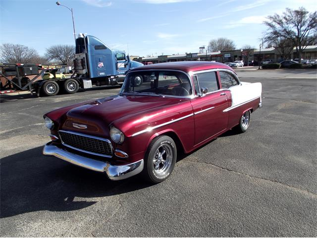 1955 Chevrolet Bel Air (CC-1441887) for sale in wichita Falls, Texas