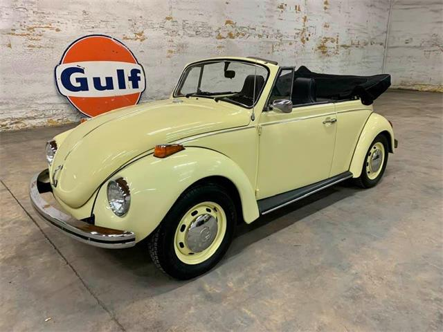 1972 Volkswagen Super Beetle (CC-1441899) for sale in Denison, Texas