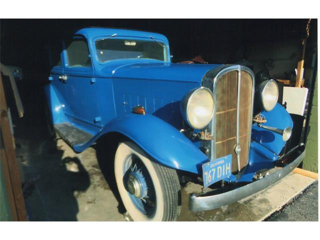1933 Franklin Olympic (CC-1440019) for sale in Palm Springs, California