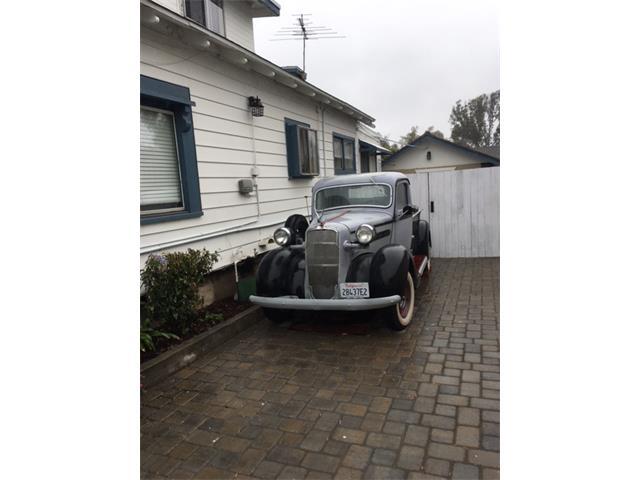 1937 Dodge 1/2 Ton Pickup (CC-1441900) for sale in SAN DIEGO, California