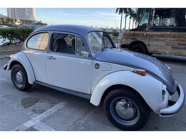 1972 Volkswagen Super Beetle (CC-1441901) for sale in Miami, Florida