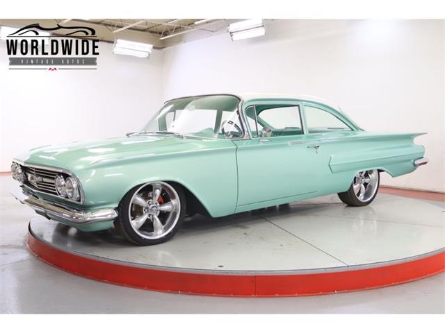 1960 Chevrolet Biscayne (CC-1441910) for sale in Denver , Colorado