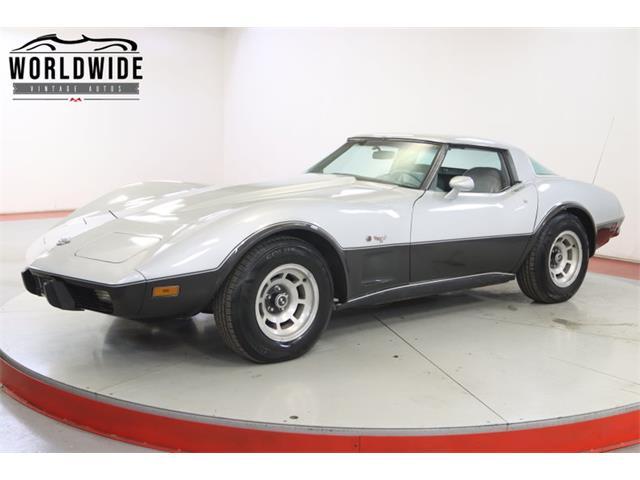 1978 Chevrolet Corvette (CC-1441912) for sale in Denver , Colorado