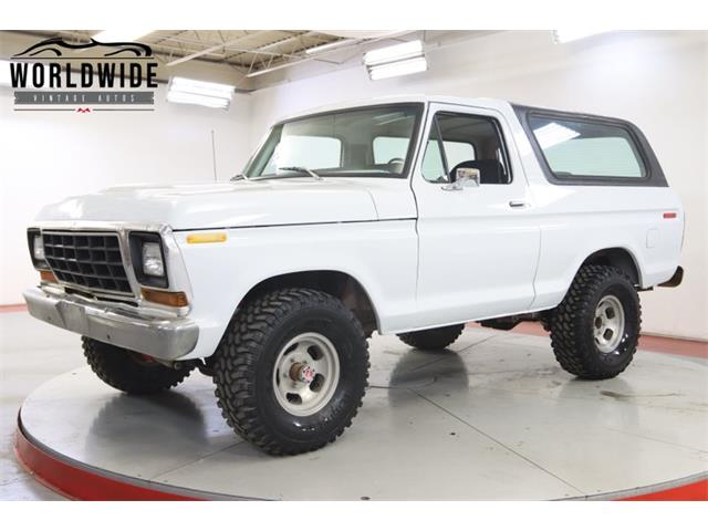 1978 Ford Bronco (CC-1441913) for sale in Denver , Colorado