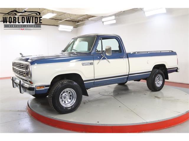 1979 Dodge D150 (CC-1441916) for sale in Denver , Colorado