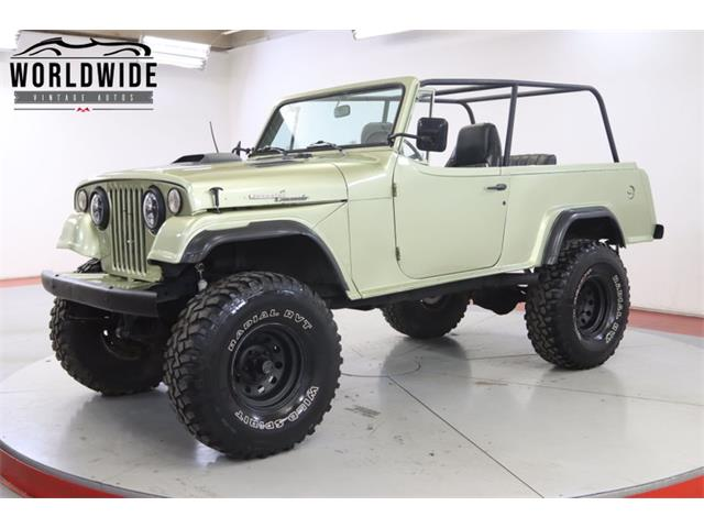 1967 Jeep Commando (CC-1441925) for sale in Denver , Colorado