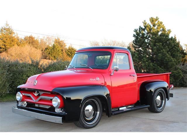 1955 Ford F100 (CC-1441929) for sale in Greensboro, North Carolina