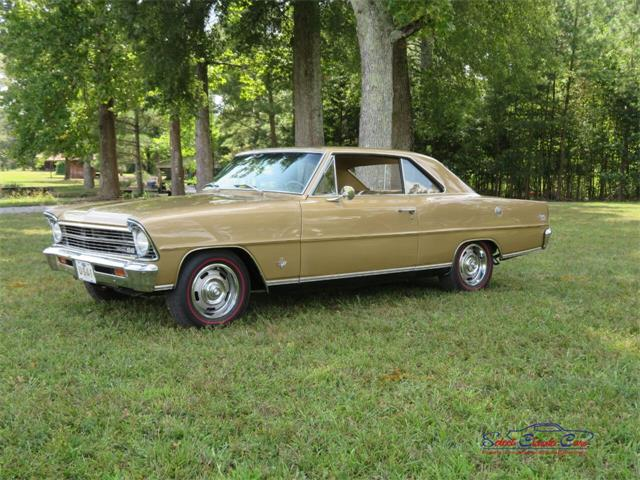 1967 Chevrolet Nova (CC-1440193) for sale in Hiram, Georgia
