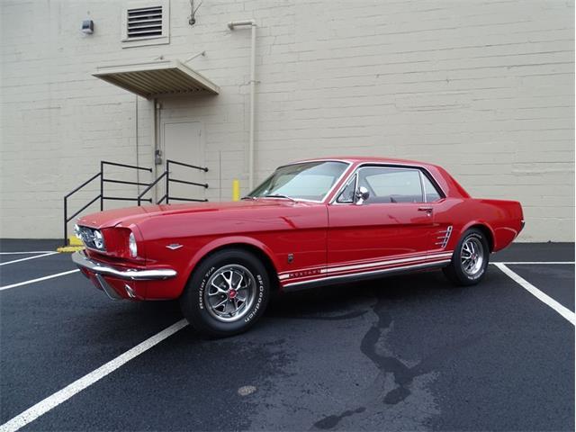 1966 Ford Mustang (CC-1441935) for sale in Greensboro, North Carolina