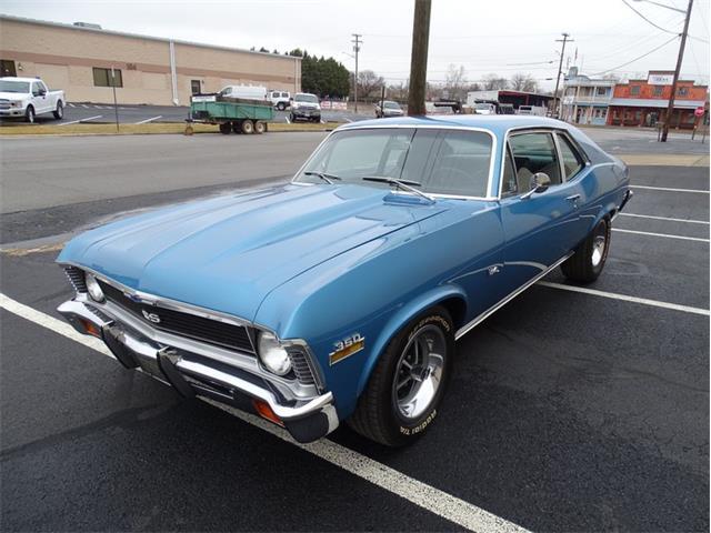 1971 Chevrolet Nova (CC-1441943) for sale in Greensboro, North Carolina