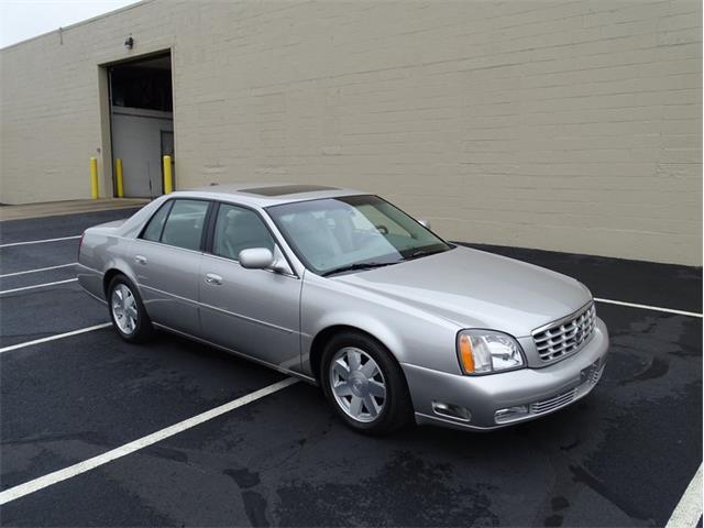 2004 Cadillac DeVille (CC-1441945) for sale in Greensboro, North Carolina