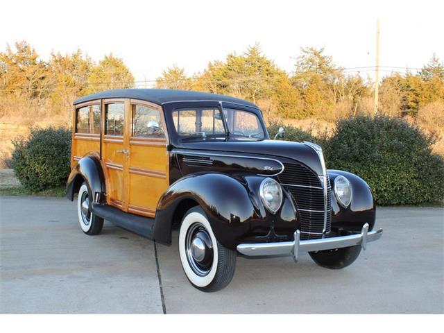1939 Ford Woody Wagon (CC-1441949) for sale in Greensboro, North Carolina