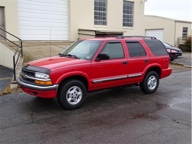 2000 Chevrolet S10 (CC-1441953) for sale in Greensboro, North Carolina