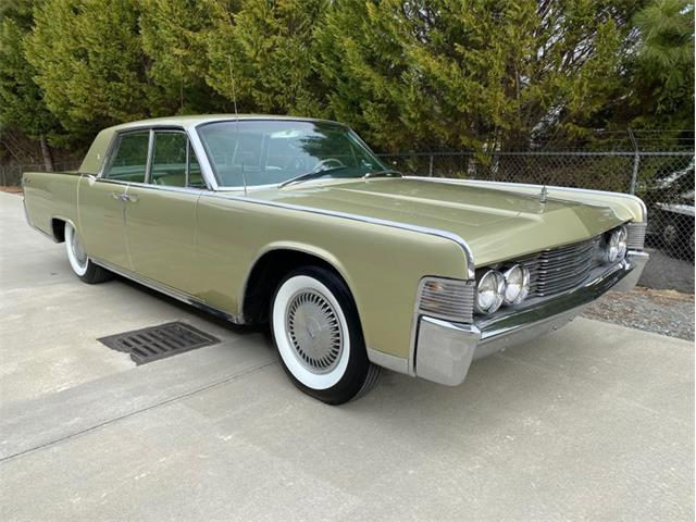 1965 Lincoln Continental (CC-1441967) for sale in Greensboro, North Carolina