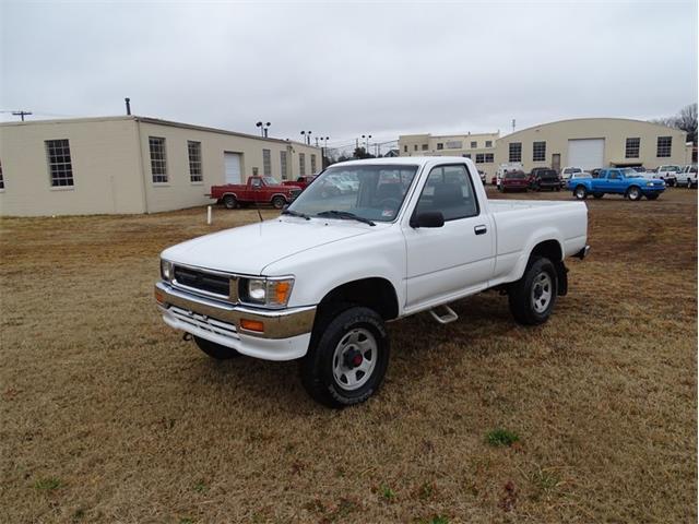 1993 Toyota Tacoma (CC-1441969) for sale in Greensboro, North Carolina